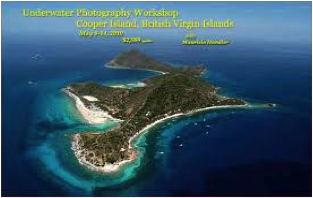 Cooper Island in British Virgin Islands, reservations with Caribbean Blue Boat Charters