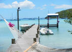Foxy Bar in Jost van Dyke in the British Virgin Islands