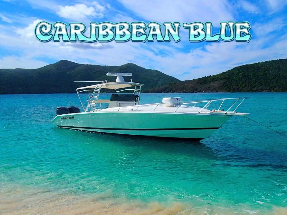 Charter or Rent A Boat from Caribbean Blue Boat Charters in St. Thomas US Virgin Islands