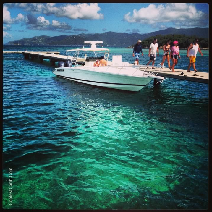 Charter A Boat from Caribbean Blue Boat Charters in St. Thomas USVI