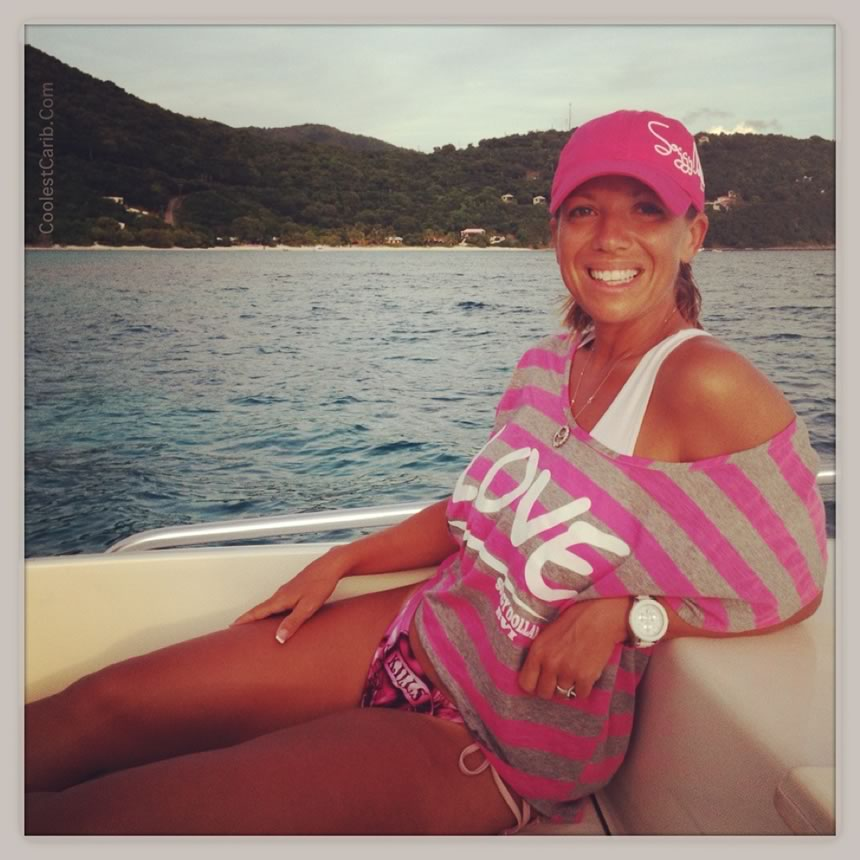 Charter or Rent A Boat from Caribbean Blue Boat Charters in St. Thomas USVI